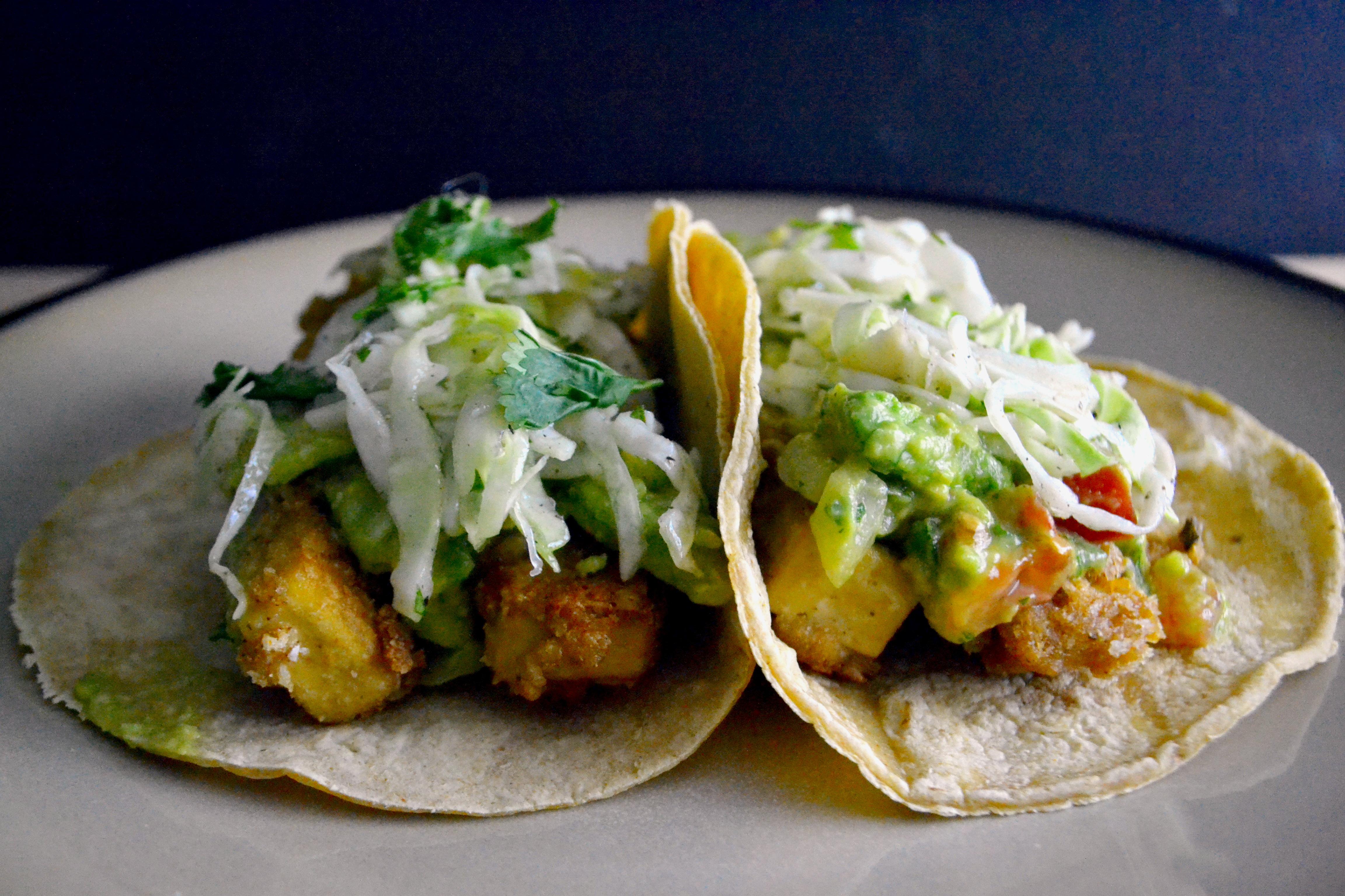 Fish tacos veganized for Vegan fish tacos